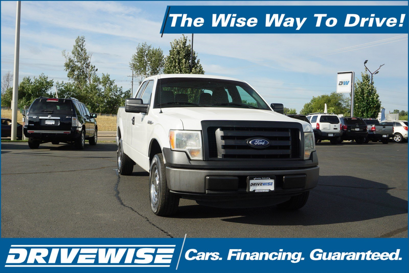 Pre-Owned 2011 Ford F-150 STX