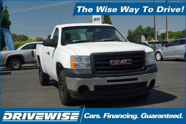 Pre-Owned 2007 GMC Sierra 1500 Work Truck