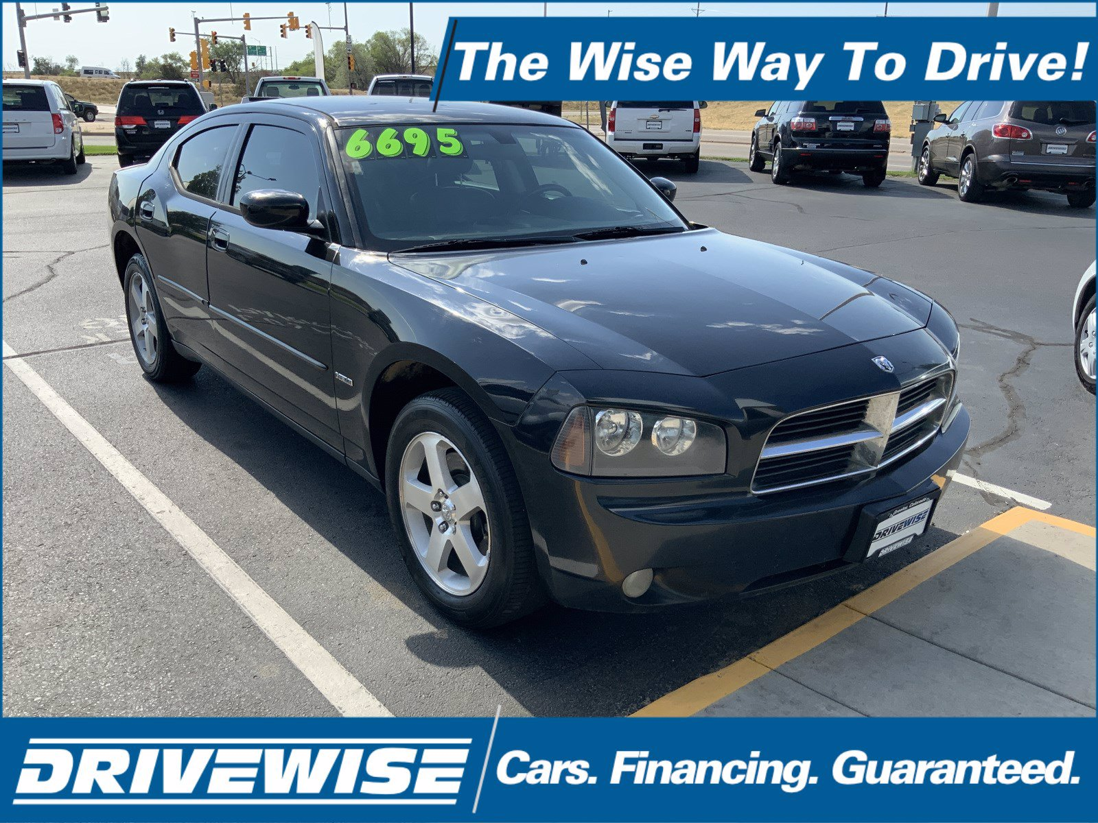 Pre-Owned 2009 Dodge Charger R/T