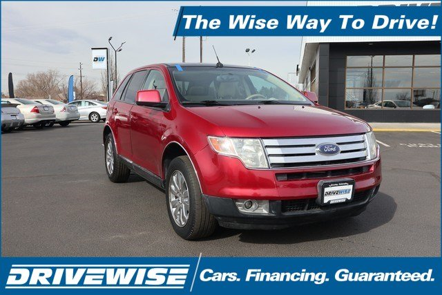Pre-Owned 2007 Ford Edge SEL PLUS