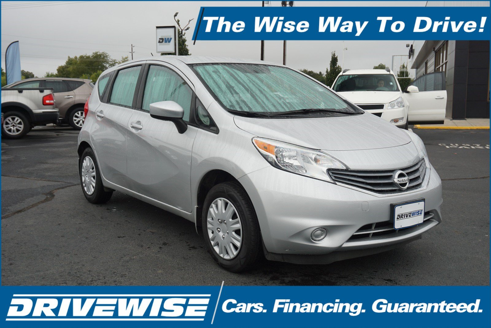 Pre-Owned 2015 Nissan Versa Note S