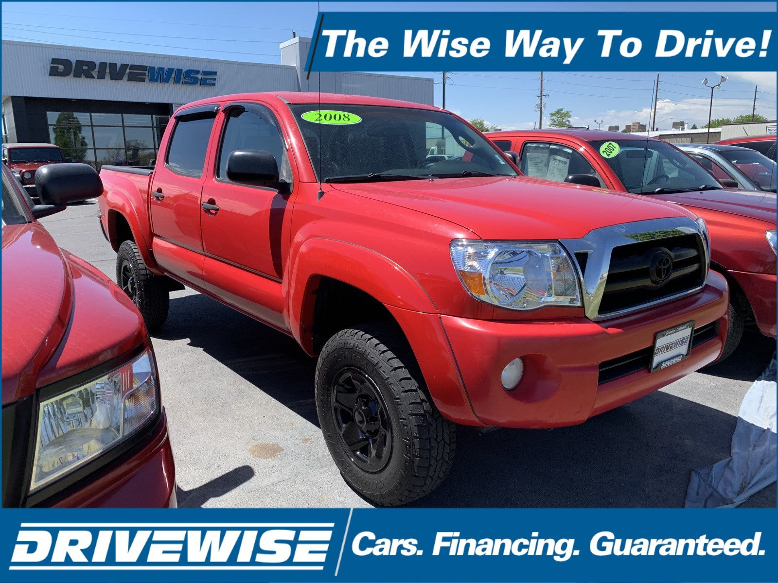 Pre-Owned 2008 Toyota Tacoma PreRunner
