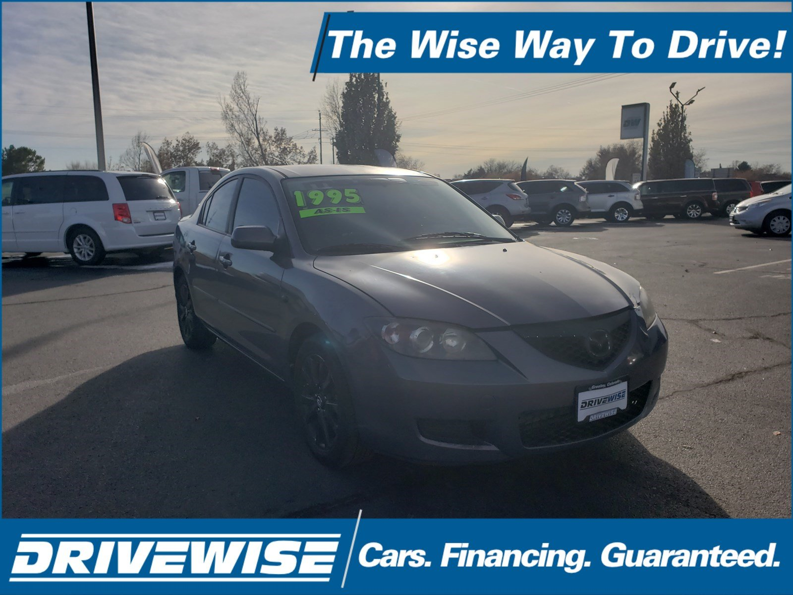 Pre-Owned 2007 Mazda3 i Touring