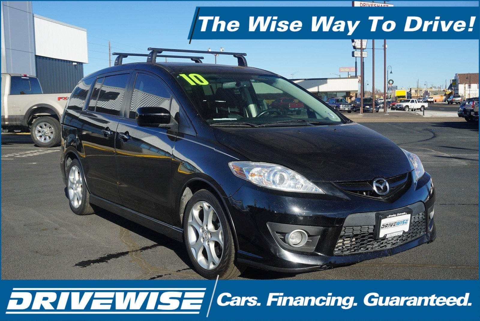 Pre-Owned 2010 Mazda5 Touring