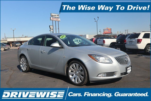 Pre-Owned 2011 Buick Regal CXL Turbo TO7