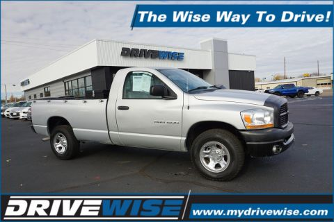 Pre-Owned 2006 Dodge Ram 1500 ST 4WD