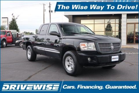 Pre-Owned 2008 Dodge Dakota Laramie