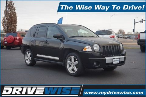 Pre-Owned 2008 Jeep Compass Limited 4WD