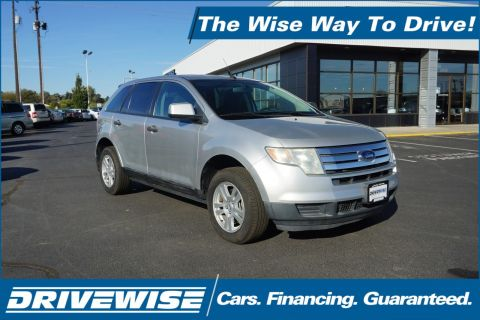 Pre-Owned 2010 Ford Edge SE