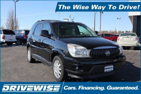 Pre-Owned 2007 Buick Rendezvous CXL