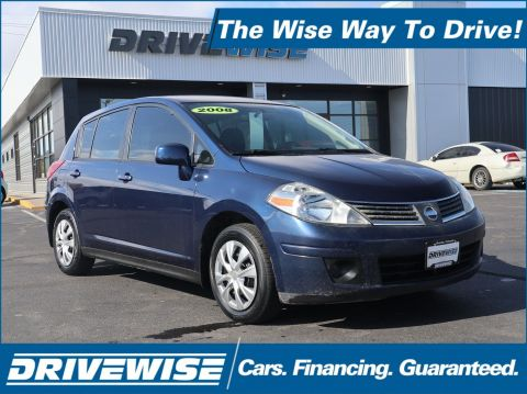 Pre-Owned 2008 Nissan Versa