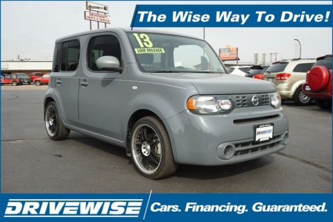 Pre-Owned 2013 Nissan cube S