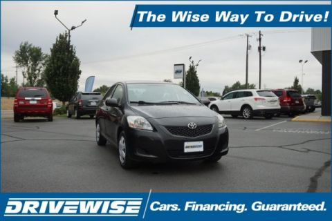 Pre-Owned 2012 Toyota Yaris
