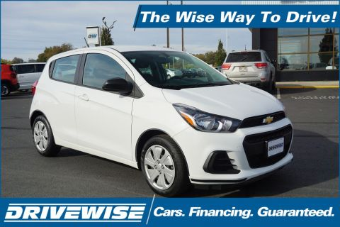 Pre-Owned 2016 Chevrolet Spark LS